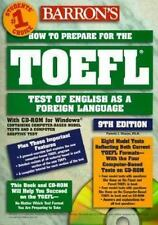 How to Prepare for the Toefl Test: Test of English As a Foreign Language