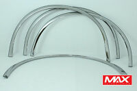 FTCA201 2000-2010 Cadillac DeVille/DTS POLISHED Stainless Steel Full Fender Trim