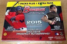2015 Bowman Blaster BOX w/ Chrome (Kris Bryant Refractor Ian Happ Black Auto)?