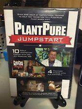 PlantPure Jumpstart Brand New DVD Plant-Based Diet Training Dr. Jim Marcum MD