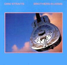 DIRE STRAITS (BROTHERS IN ARMS CD SEALED + FREE POST)