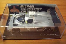 1/43 Michael Schumacher Nr 02 Mercedes-Benz C291 Camello 1991