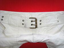 DKNY Active vaqueros de diseño pantalones chino Pant size 6 w29 l32 nuevo!!! top!!!