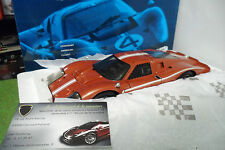 FORD GT 40 MK IV TEST CAR 1967 Le Mans au 1/18 EXOTO RLG 18055 voiture miniature