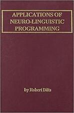 Applications of NLP by Robert B. Dilts (Hardback, 1983)
