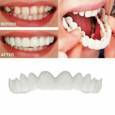 3 Stück Kosmetische Zahnmedizin Prothese Falsche Zähne Furnier Instant