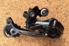Shimano Deore M592 Shadow 8 or 9 Speed SGS  Long Derailleur Rear Gear Black