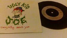 "Ugly Kid Joe - Everything About You - 1992 - Mercury - MER 367 - 7"" Single"