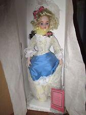 The Simon & Halbig Victorian Heirloom Fashion Doll For The Franklin Mint *NIB *