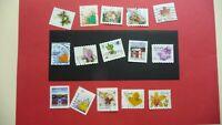 11057    - timbres seconds de bonne valeur