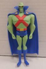 "Martian Manhunter Justice League Unlimited Animated Figure 5"" 051820DBT3"