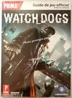 GUIDE stratégique officiel WATCH DOGS pour jeux video Xbox 360 & One PS3 PS4 PC