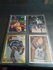 Lot Of 19 Shaquille O'Neal Inserts,rookies,cards