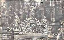 BR17550 Details de motif de Pare Close La Cathedrale Auch    france