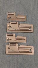 4 MILITARY CAN OPENERS - U.S. SHELBY COMPANY - 2 EA. P38 & 2 EA. P51