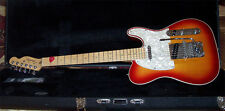 2006 60th Anniversary Fender Telecaster American Deluxe Electric Guitar w/ HSC