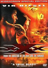 Xxx Special Edition with Vin Diesel, Asia Argento Many Extras Vg+ Free Shipping!