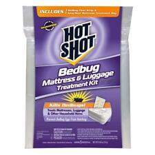 Hot Shot Bed Bug Mattress and Luggage Treatment Kit