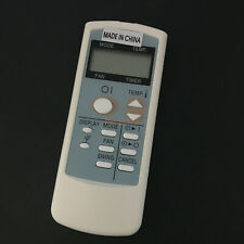 Remote Control For Sharp AY-A12CR CV-2P10SX CV-P09FL CV-P09LX CRMC-A562JBEZ USA
