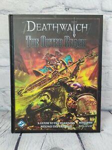 Warhammer 40K RPG Deathwatch The Outer Reach Fantasy Flight Games