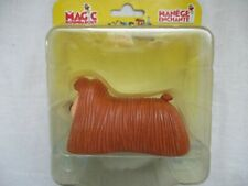FIGURINE POLLUX LE CHIEN LE MANEGE ENCHANTEE BY BERCHET NEUF VINTAGE  2005