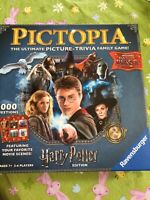 Pictopia: Harry Potter Edition ** NEW**  SEALED AND UNOPENED. Incl. Fant. BEAS