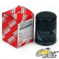 Genuine OEM Oil Filter for TOYOTA 90915-YZZE2