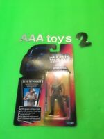 Star Wars Luke Dagobah Short Saber Action Figure Red Card