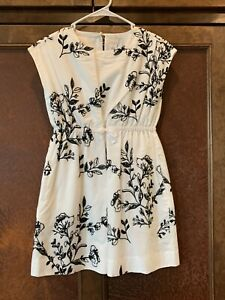 crewcut girls youth embriodered dress BNWT size 10