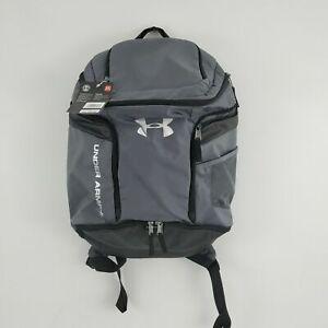 Under Armour UASBT-SBP2 Grey Storm UA Striker Team Backpack