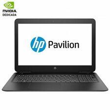 "HP Pavilion 15-bc451ns 15,6"" (8GB, Intel Core i7-8750H, 1TB HDD, 128GB SSD, NVIDIA GeForce GTX 1050 4GB) Portátil - Negro (4AR18EA)"