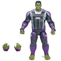 "8""Quantum Hulk Action Figure Toy Avengers EndGame Bruce Banner Kids Gift NO BOX"