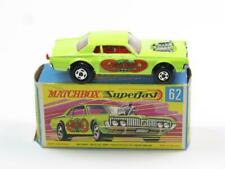 MATCHBOX SUPERFAST 62 Rat Rod Dragster VVNM in G2 Box