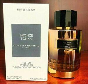 BRONZE TONKA by Carolina Herrera Unisex 100 ML, 3.4 fl.oz, EDP, As Pictured (T)