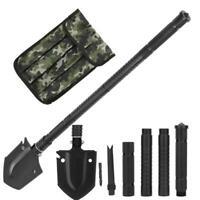 Military Folding Shovel Ordnance Spade Multifunction Emergency Survival Tool
