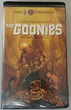 (IJ) The Goonies (VHS Video Cassette Tape, 1997) Home Video
