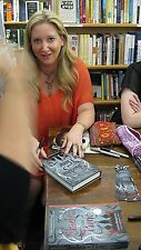 LEIGH BARDUGO SIGNED SIEGE AND STORM HC 1ST/1ST ED. GRISHA TRILOGY BOOK 2