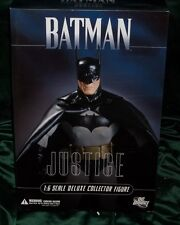 DC DIRECT ALEX ROSS JUSTICE SERIES 13 INCH BATMAN COLLECTOR FIGURE 12 1:6 SCALE