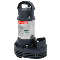 Alita AUP 250 Series Submersible Pond Water Pump 1/3 HP