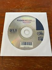 Canon Pixma MG5200 Series Driver Cd U1.1