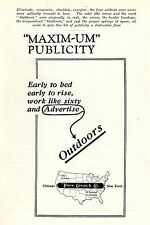 Thos. Cusack & Co. Chicago-New York * American Ad. in the thirties