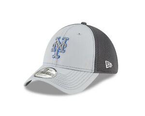New York Mets New Era MLB Grayed Out Neo 39THIRTY Flex Hat