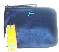 Pochette Gabs Busta Porta I-Pad Trousse Colore Blu Laminato