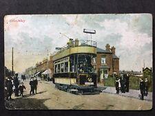 More details for rp vintage postcard warks. #c2 - stirchley - posted 1906 tram coloured