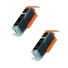 2P BLACK Ink Cartridge plus chip for Canon CLI-271XL MG5720 MG6821 MG6822 MG7720
