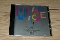 FUTURISMO MUSICALE VOL 1 documenti sonori futurismo italiano sigillato raro CD