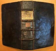 Rare 1534 Erasmus 'Evangelium Lucae Paraphrasis' PERIOD BINDING. Theology/Bible