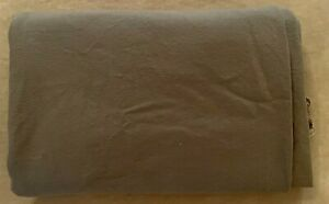 3 1/2 Yards Fabric canvas brown quilting clothing sewing material