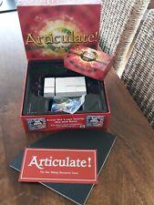 Brand New Articulate! Fast Talking Description Board Game - New