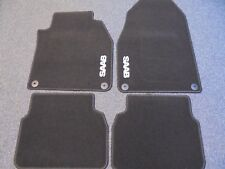 GENUINE SAAB 9-3 SALOON AND ESTATE 2003-2011 CARPET MATS 12825833